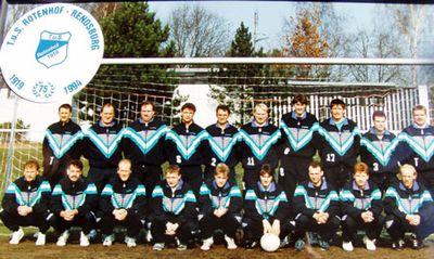 TuS Rotenhof im 75. Jubiläumsjahr 1994